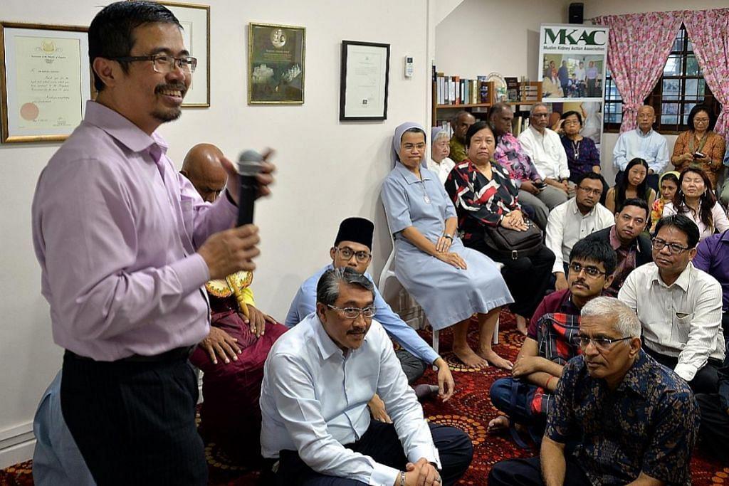 MKAC terus sebar mesej perpaduan melalui majlis iftar