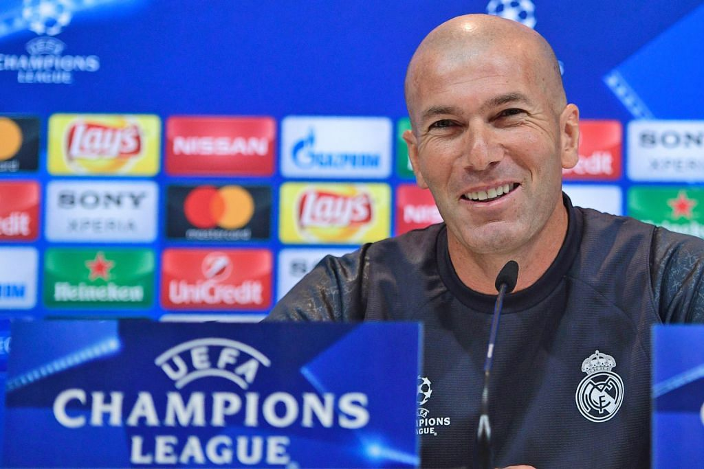Zidane di ambang pencapaian hebat
