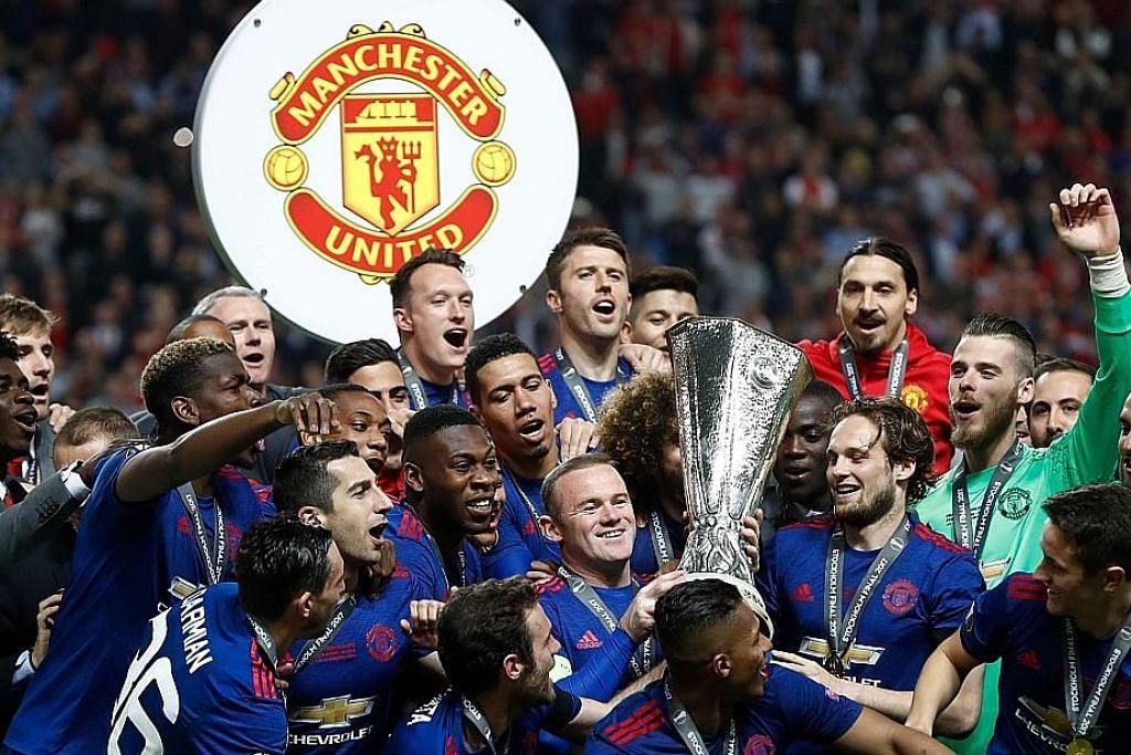 Man U kelab paling berharga di Eropah