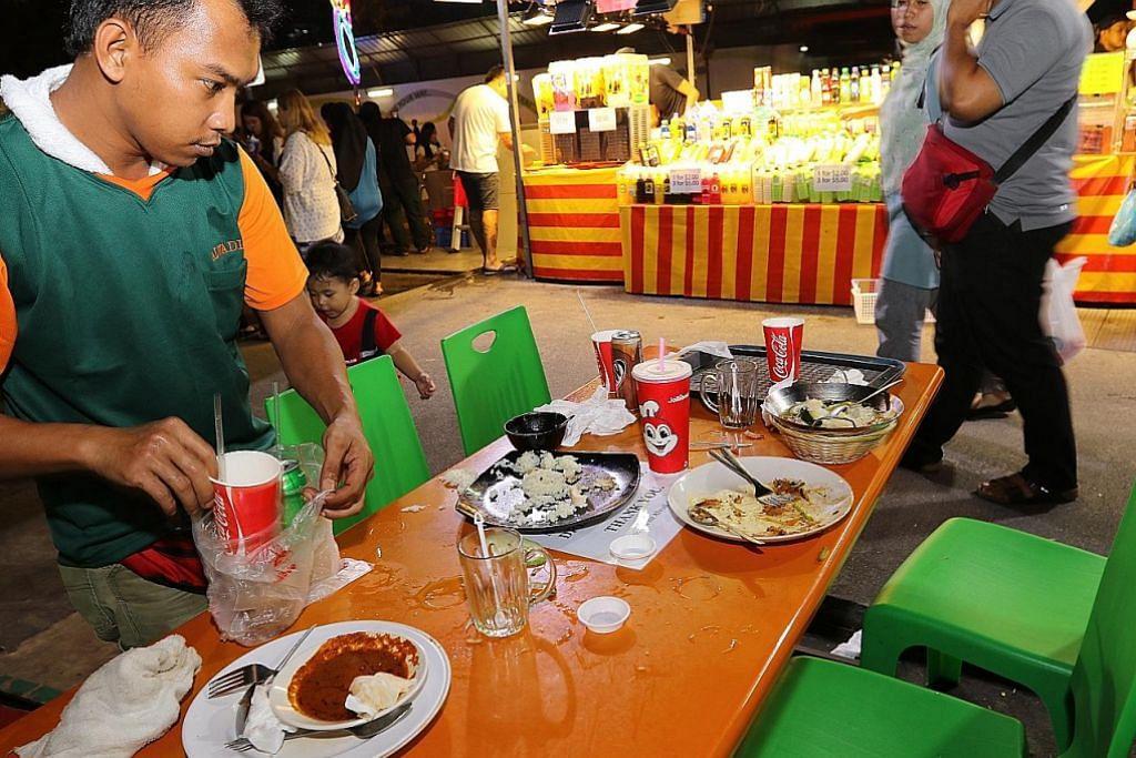 Ramai akur ada pembaziran makanan di bulan Ramadan: Tinjauan BM