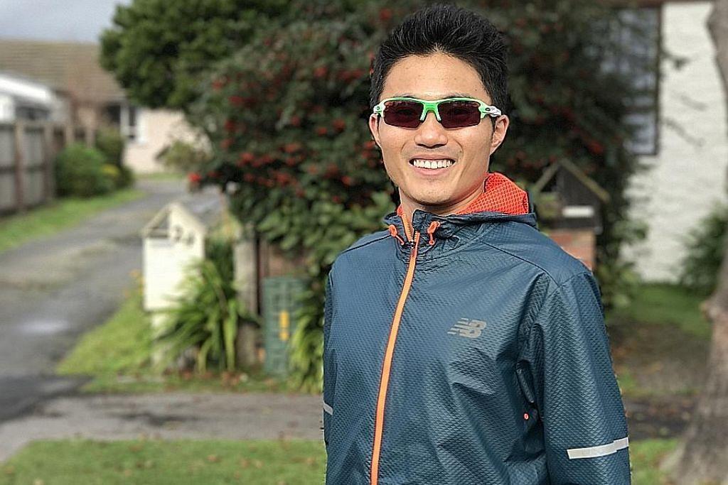 Mok tak risau gagal catat masa terbaik di Maraton Christchurch