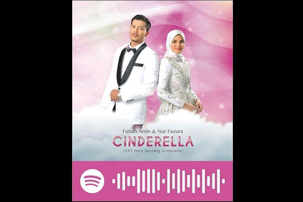 'Cinderella' hanya meletup kerana Fattzura? ULASAN SINGLE