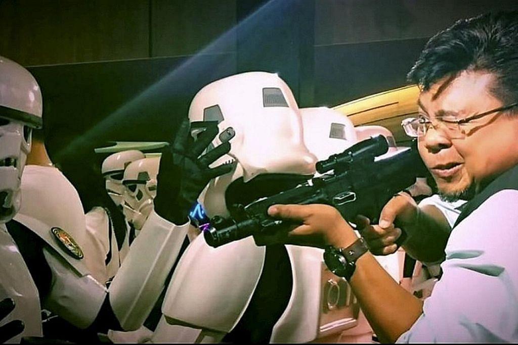 'Star Wars' komedi versi Ramadan