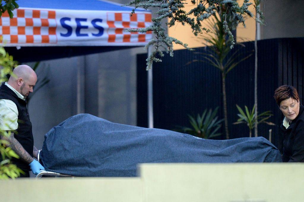 PENGGANASAN DI MELBOURNE Lelaki dakwa lakukan pembunuhan 'untuk IS', ditembak mati polis