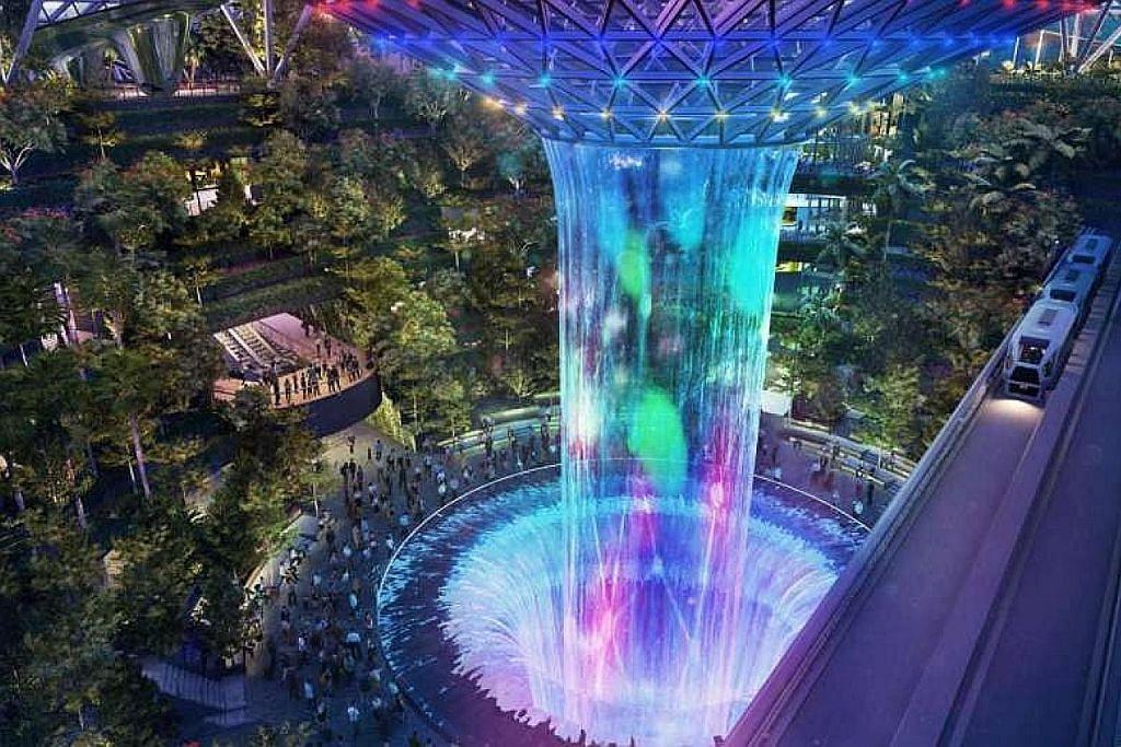 Taman Canopy Jewel taraf dunia
