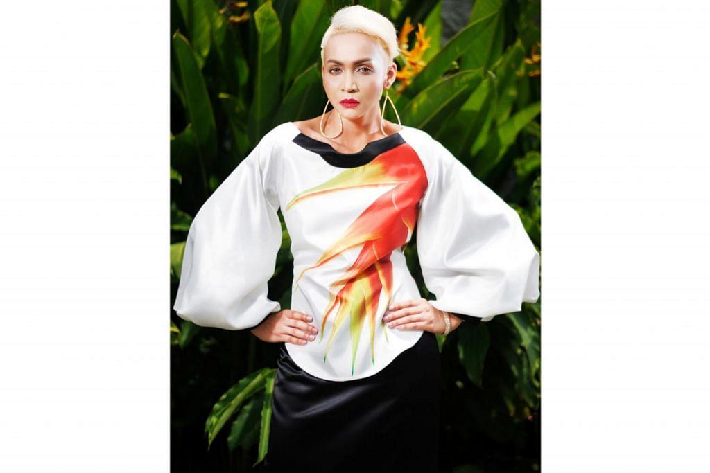 Koleksi baju Raya 'amal'