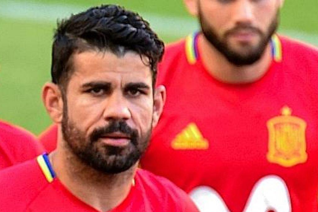Costa dakwa Conte tidak mahu khidmatnya lagi di Chelsea BOLA SEPAK ENGLAND
