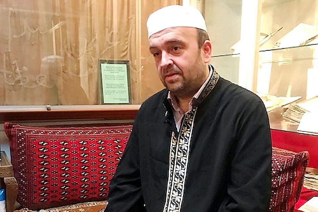 Qari Turkey kagumi ukhuwah Muslim S'pura walau berbilang kaum