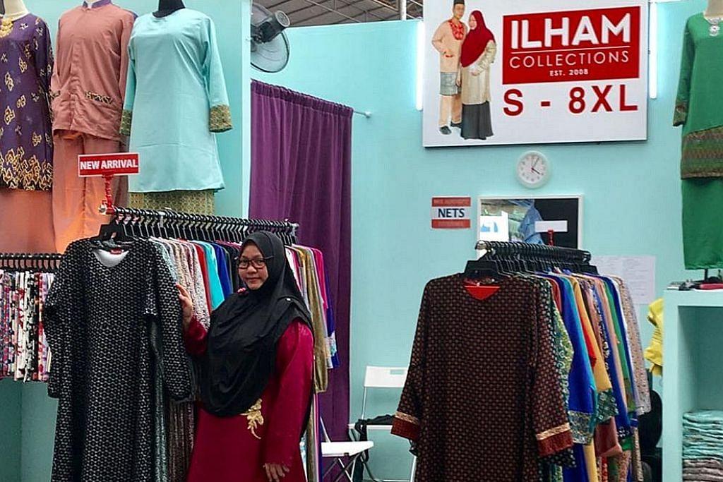Sewa gerai bazar Raya naik 10-50%