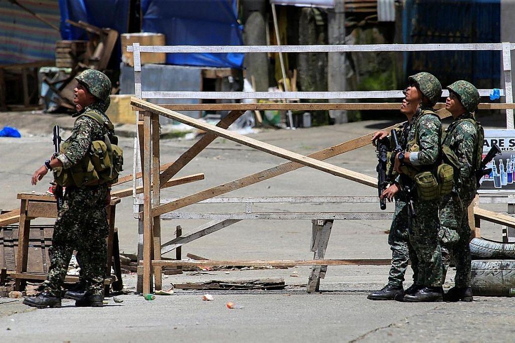 Konflik di Marawi: Amerika beri bantuan teknikal