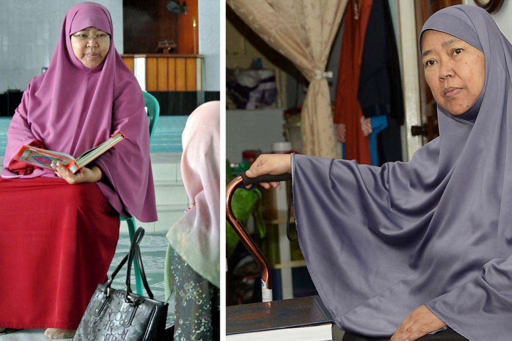 Suara lantang Ustazah Siti Rahmah jadi lembut gara-gara kencing manis