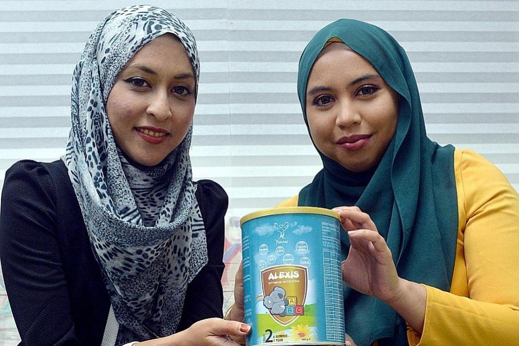 Syarikat Melayu jadi konsultan hasilkan susu tepung bayi