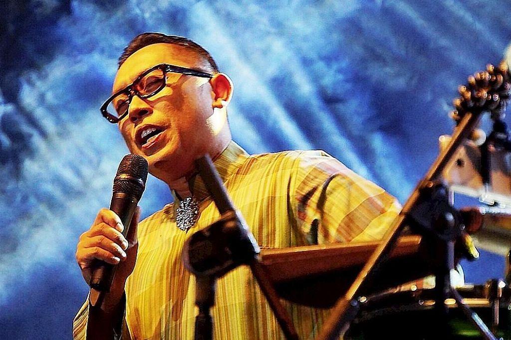 Getar jaz Rudy di Jakarta