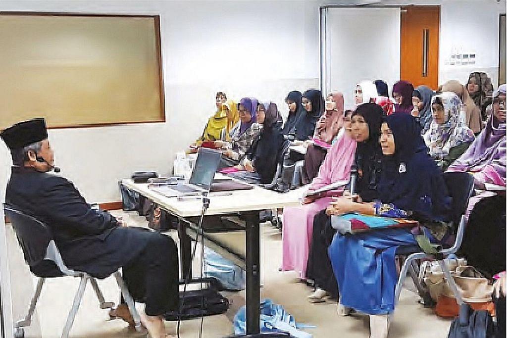 Meqar terus mengajar Al-Quran