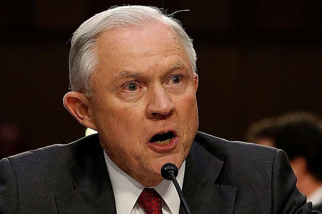 Peguam Negara Amerika nafi ada pakatan dengan Russia untuk bantu Trump jadi presiden