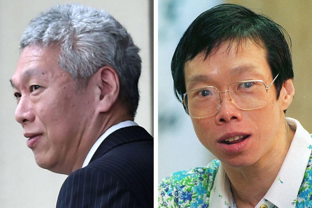 PM Lee kecewa, sedih atas kenyataan adik, nafi dakwaan
