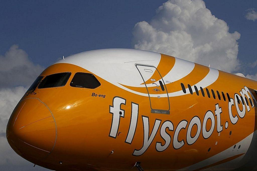 Tigerair guna jenama Scoot lepas 25 Julai