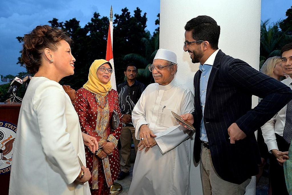 Halimah besar hati kaum lain bela Muslim
