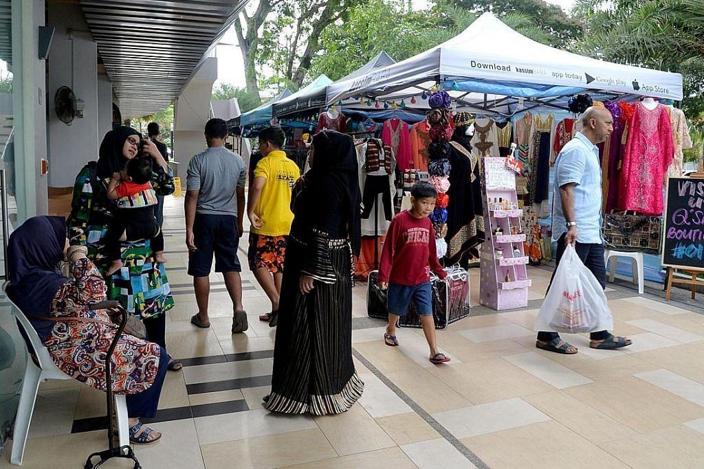 Bazar pertama bagi rangsang perniagaan East Village