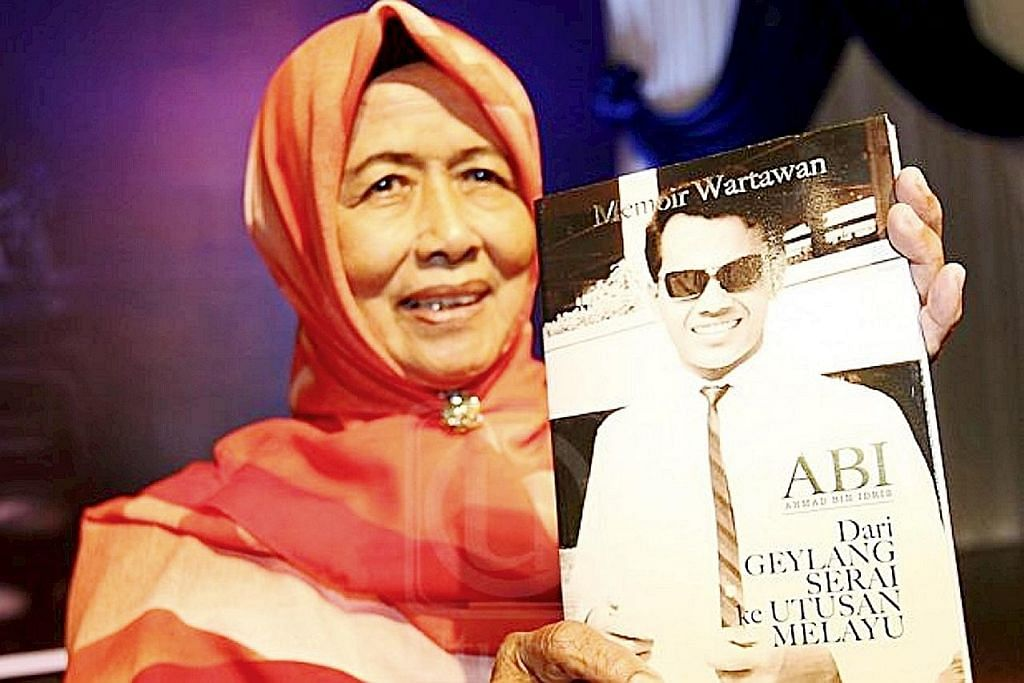 Wartawan hiburan veteran Bahyah Mahmood meninggal dunia