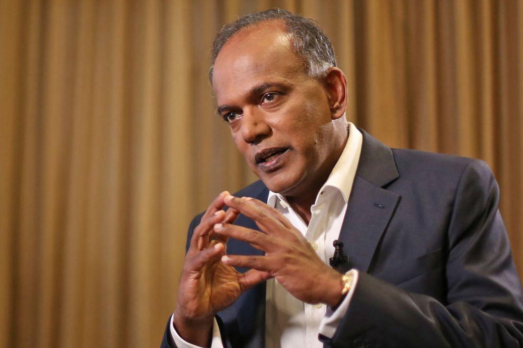 Shanmugam: Perlu terus perkukuh ikatan, keyakinan antara masyarakat