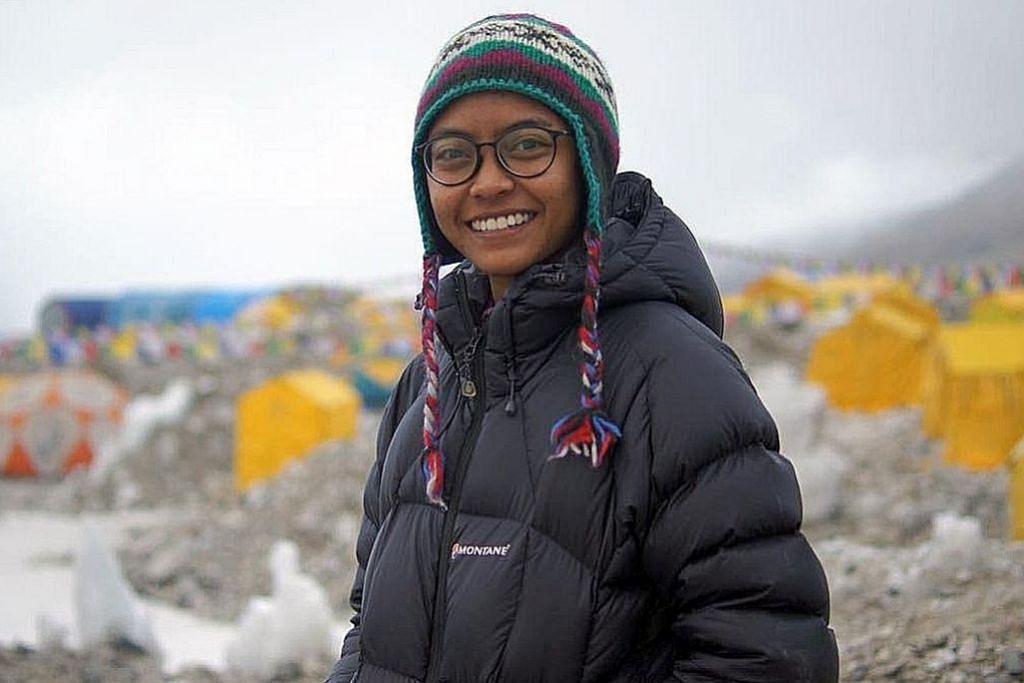 Yusrina terkenang beraya di kampung di Pulau Ubin
