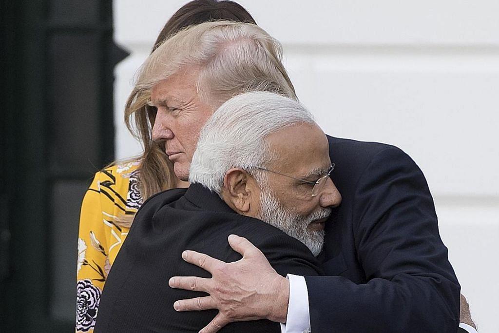 Trump, Modi janji usaha sama tumbuhkan ekon Amerika, India