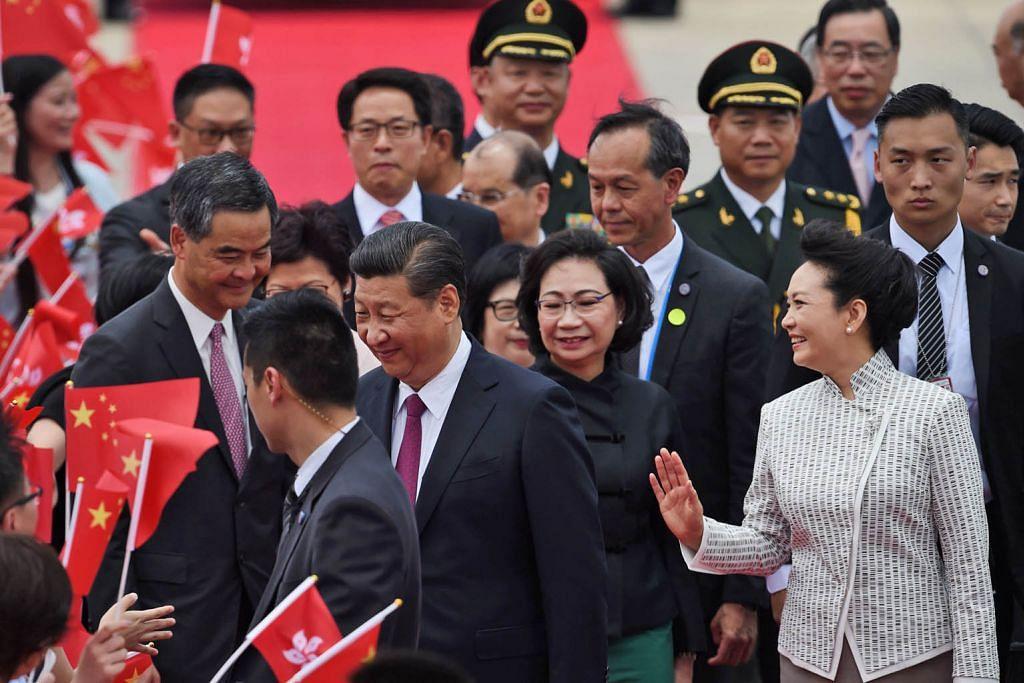 Xi janji pastikan kelancaran 'satu negara, dua sistem'
