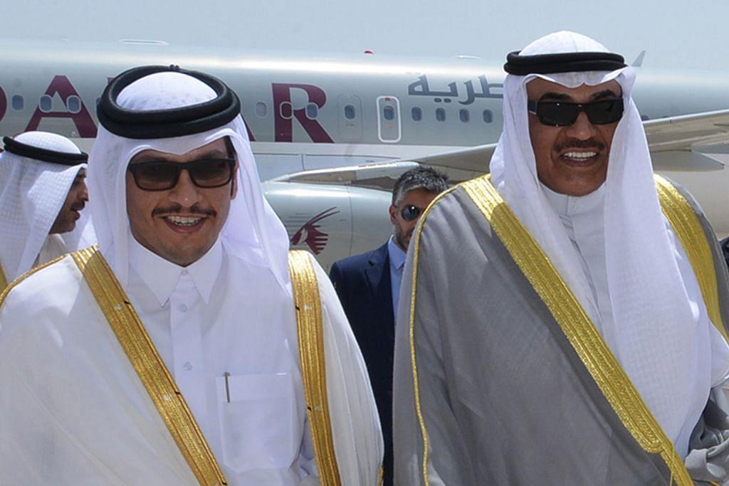 Qatar beri respons kepada tuntutan Arab Saudi dan sekutu setelah diberi lanjutan 48 jam