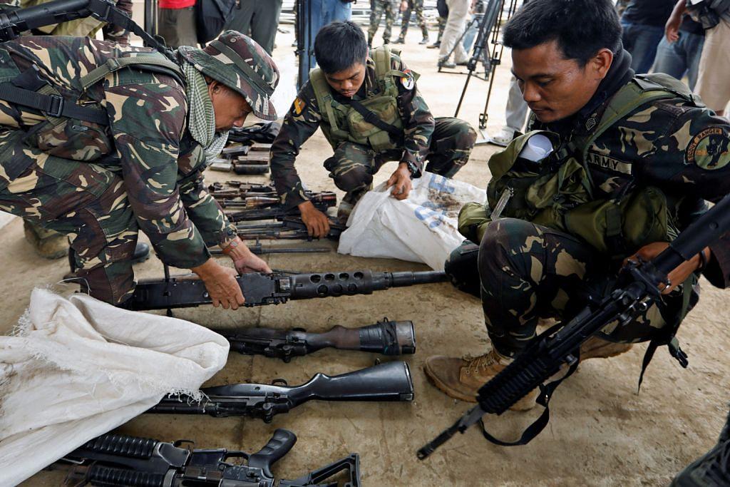 Tentera Filipina dakwa temui mayat suspek pengganas warga S'pura