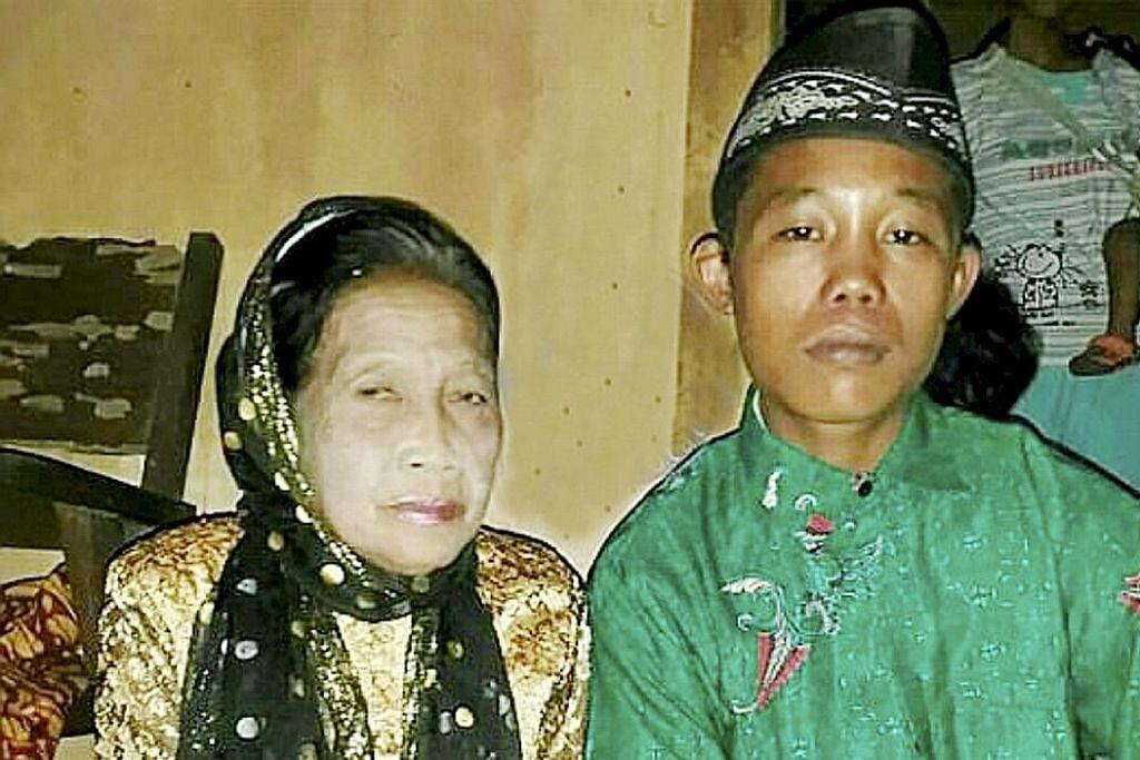 Kecoh remaja 16 tahun nikah wanita 71 tahun di Indonesia