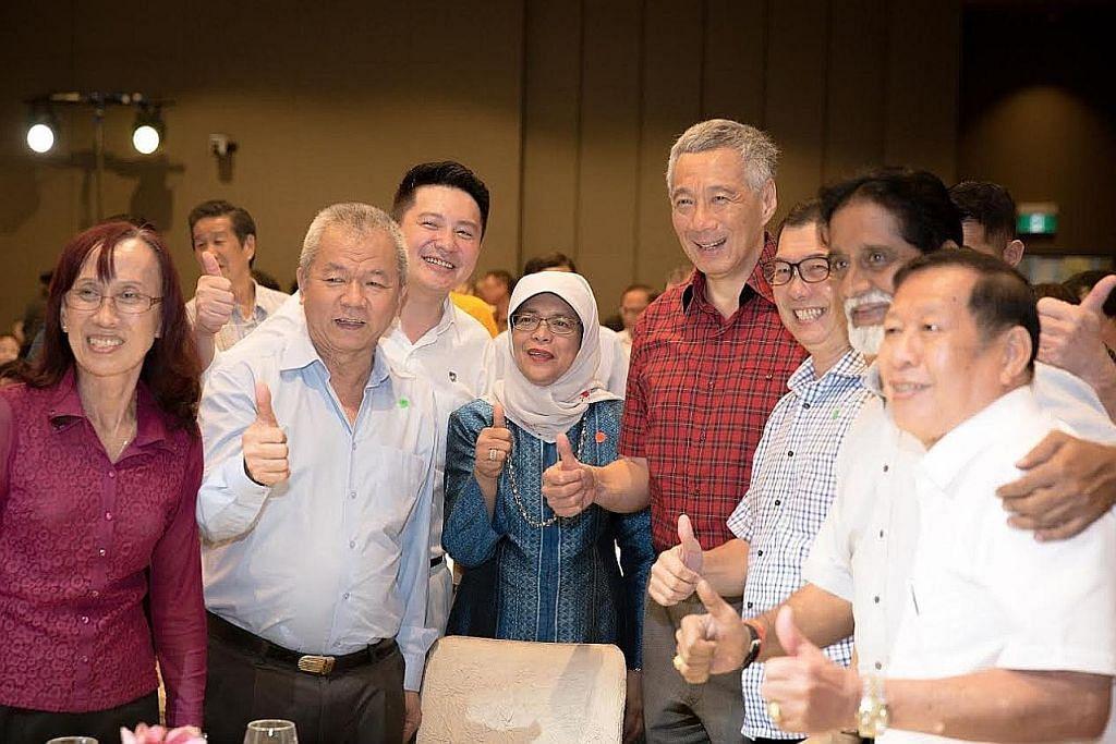 Kumpulan bagi Warga Senja PAP lancar usaha galak aktivis veteran terus khidmat