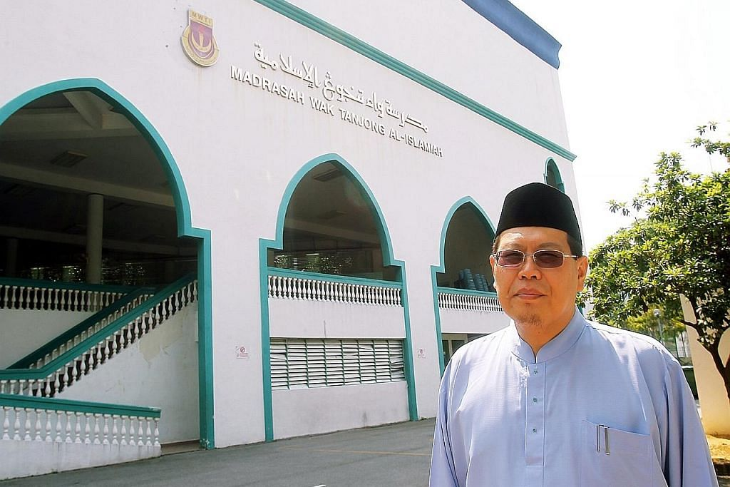 Pencapaian pelajar, bangunan Madrasah Wak Tanjong jadi legasi