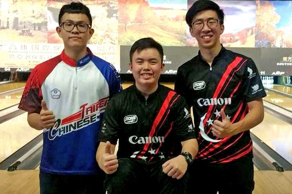 Dua pemain bowling negara menang di Kejohanan Kaohsiung