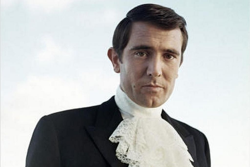 Lazenby tidak pernah menyesal tolak tawaran jadi Bond selepas hanya satu filem