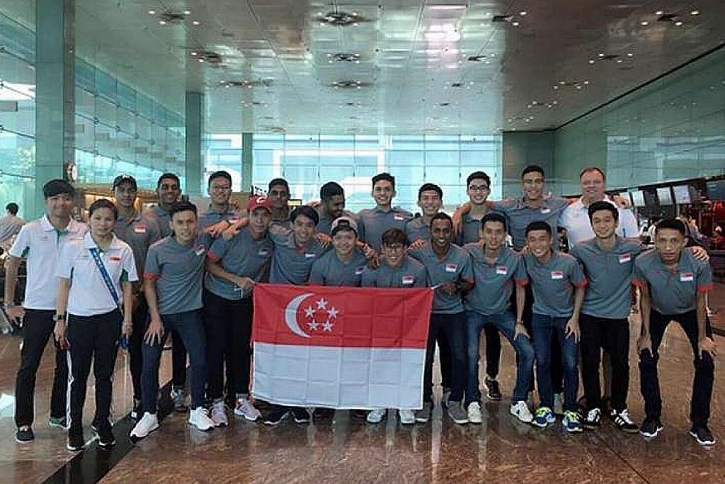 Pasukan Singapura tewas di tangan Thailand