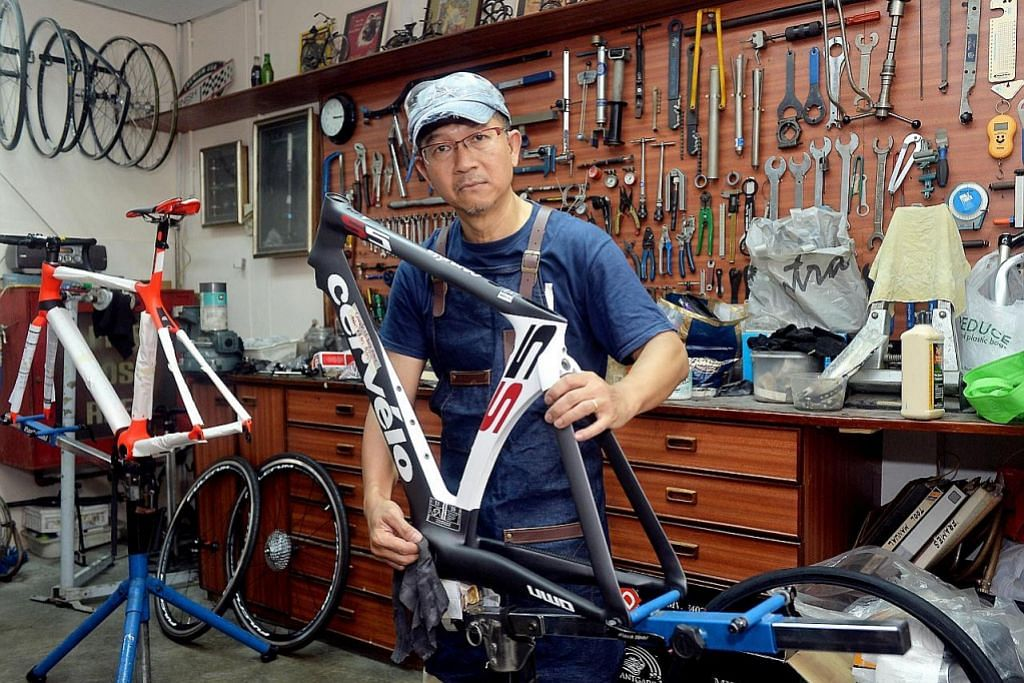 Pengalaman lebih 30 tahun jadikan 'pakar basikal' peniaga basikal Melayu paling lama bertahan