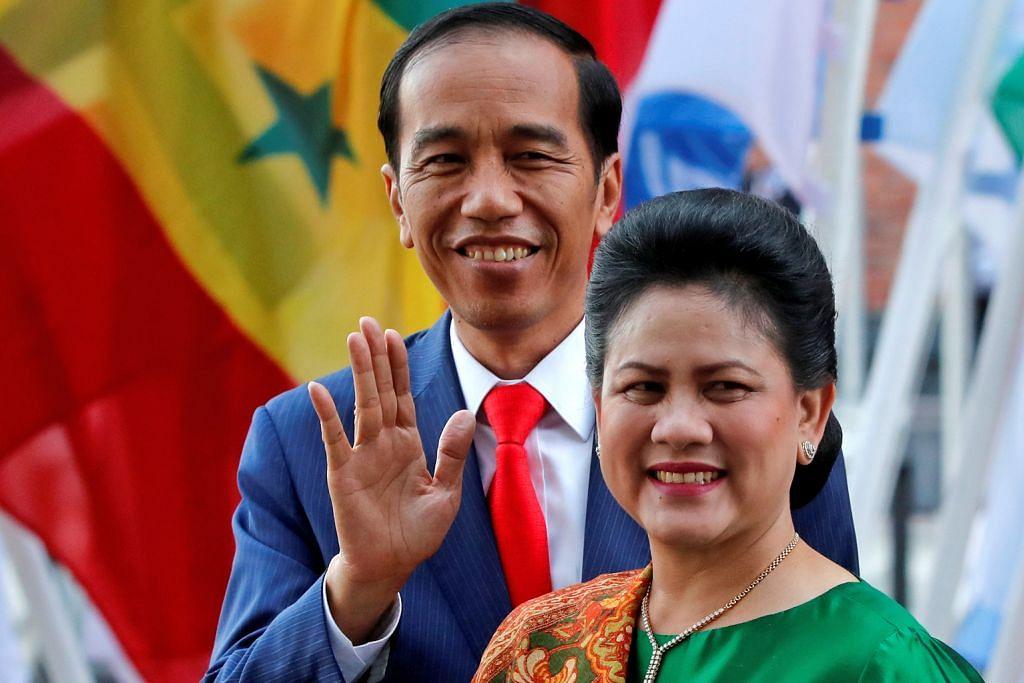 Jokowi guna wang sendiri bawa keluarga ke Turkey, Jerman