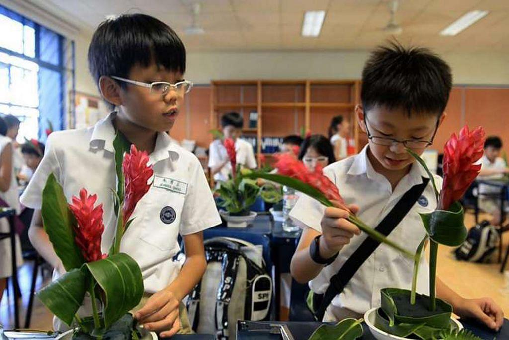 Jumlah tinggi mohon masuk Sekolah Rendah Nanyang