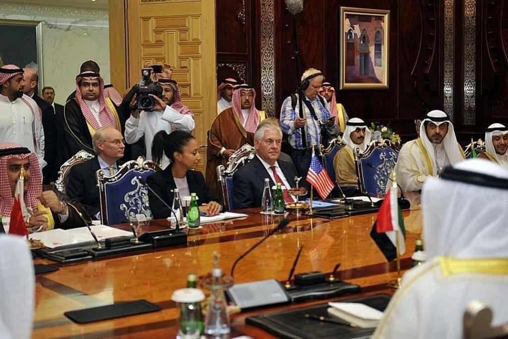 Usaha Tillerson hurai isu Qatar belum nampak hasil