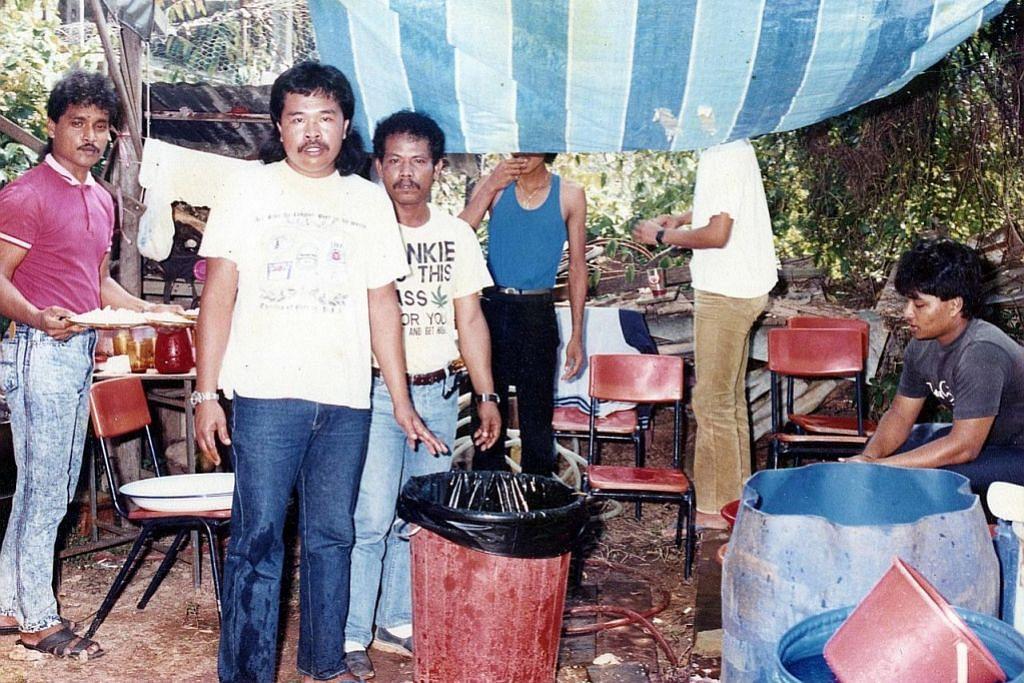 100 jiran sekampung temu semula lepas berpisah 30 tahun
