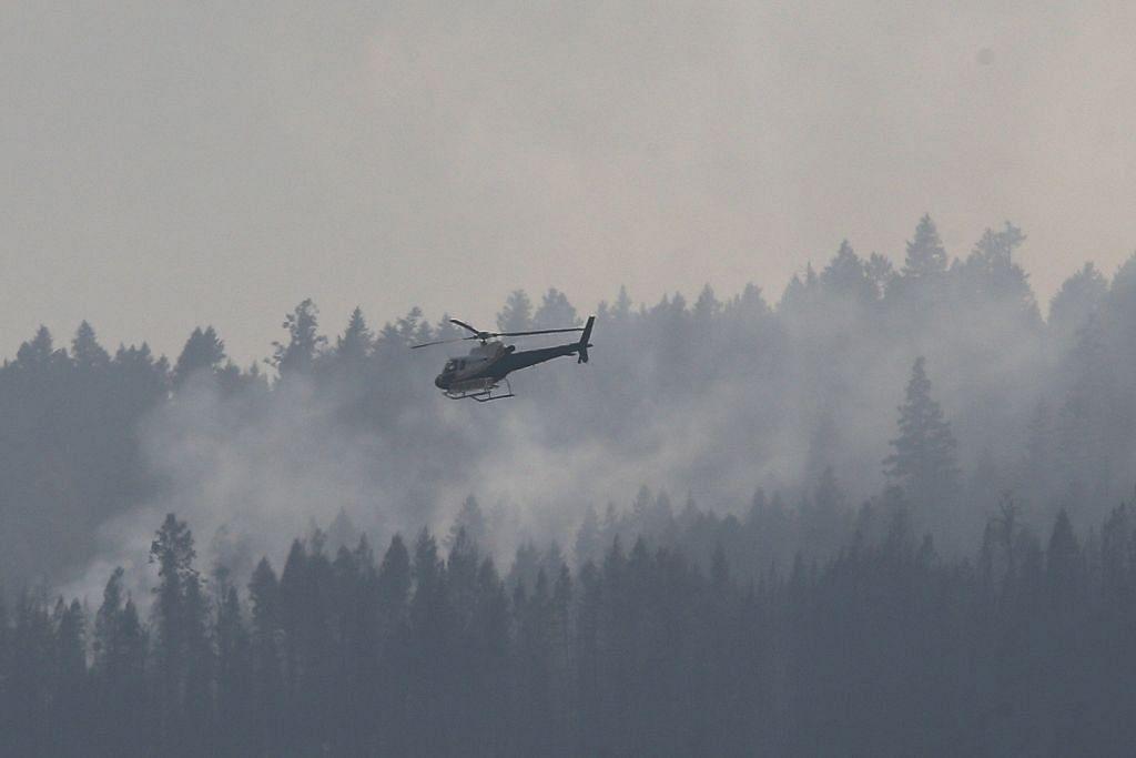 Ribuan penduduk masih terjejas dek kebakaran hutan di Canada