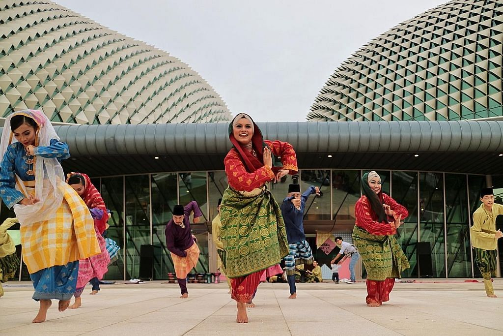 Zapin, ghazal dan keroncong antara penyeri Pesta Raya