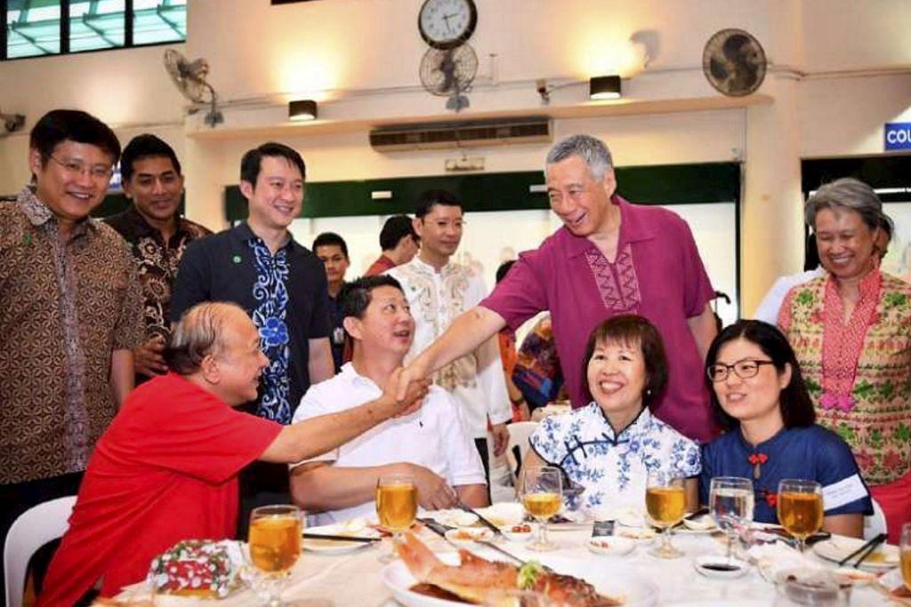 PM Lee: Program duta bantu warga perintis diperluas