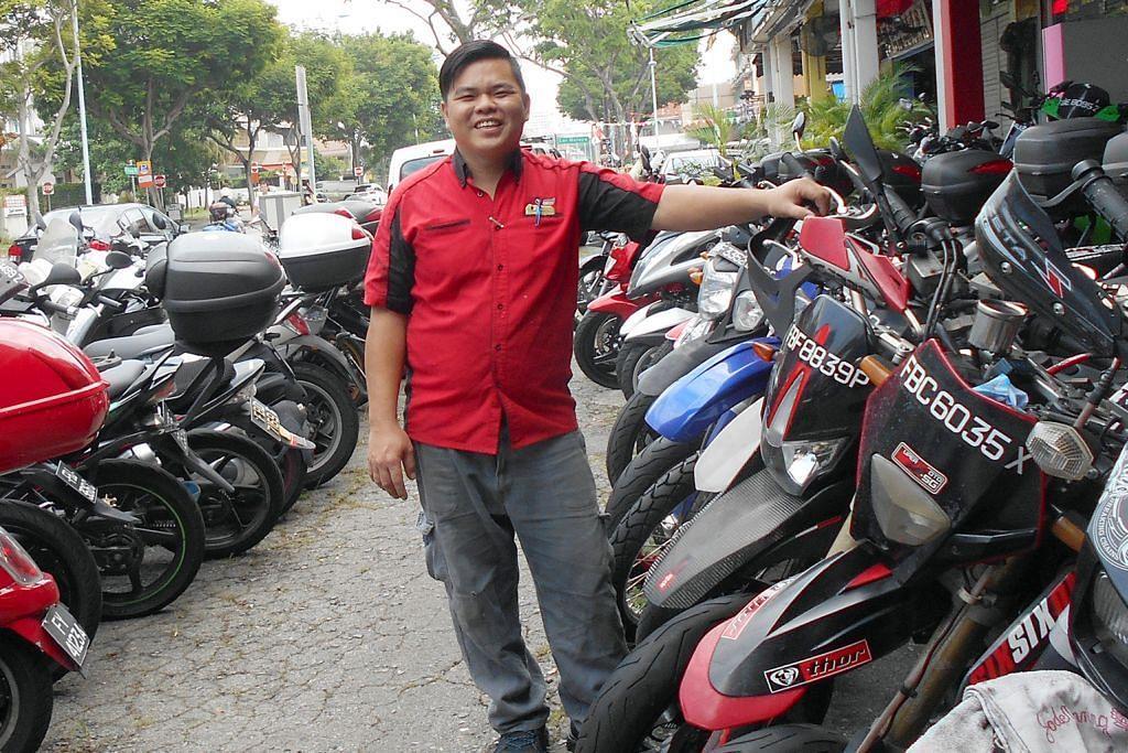 Pemilik motosikal baharui COE kian bertambah