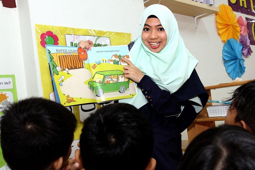 Daripada bidang kelautan, tukar kerjaya kepada pendidikan awal kanak-kanak