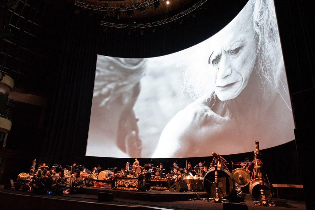 Lantang suara seni filem bisu 'Setan Jawa'