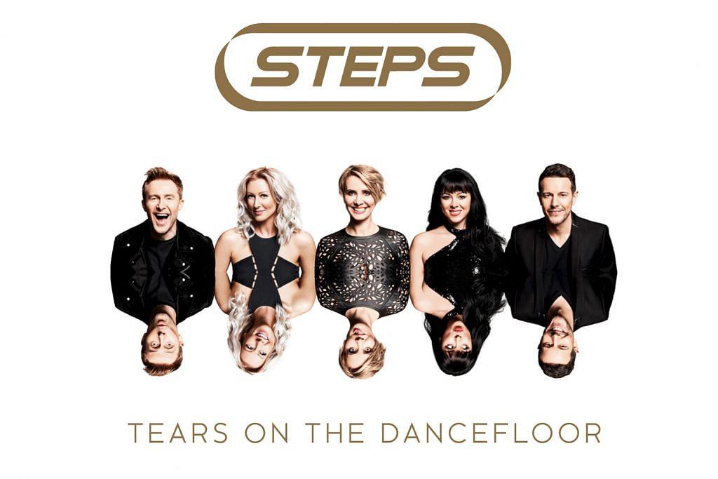 Steps orak langkah baru bersatu semula ULASAN ALBUM