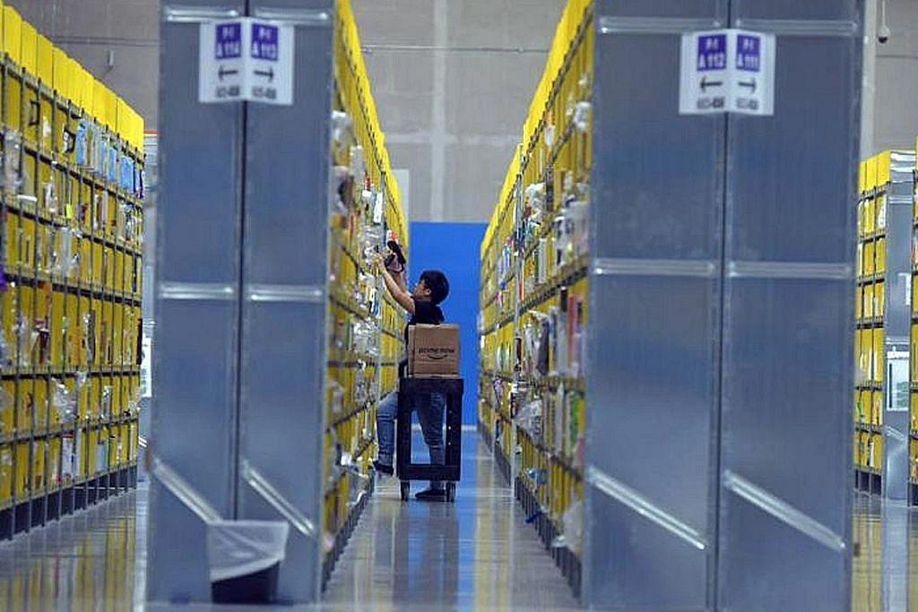 Khidmat Amazon Prime Now kini di Singapura