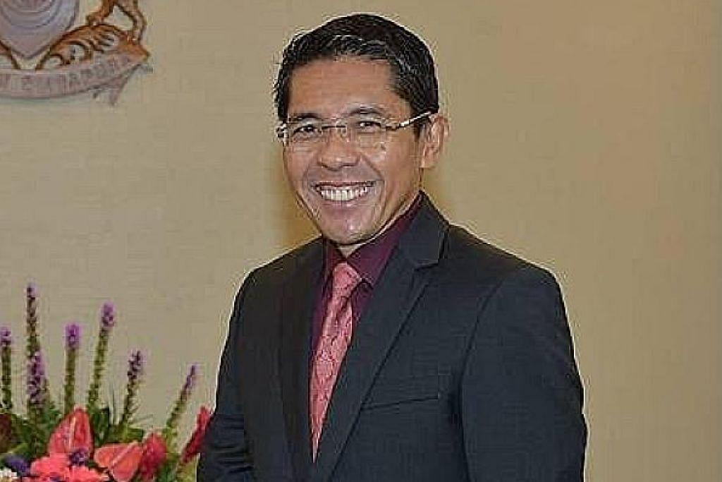 S'pura-Indonesia bincang kerjasama, termasuk isu jerebu